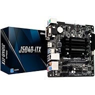 ASROCK J5040-ITX - Motherboard