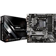 ASROCK AB450M Pro4 - Motherboard