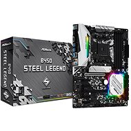ASROCK B450 Steel Legend - Motherboard