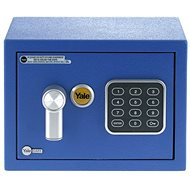 YALE Safe mini YSV/170/DB1/B modrý - Tresor