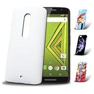 Skinzone Schutzhülle Snap-Style Motorola Moto Z Play - Schutzhüllen MyStyle