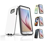 Skinzone Eigener Stil Tough für Samsung Galaxy S6 edge - Schutzhüllen MyStyle