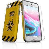 Skinzone Tough für iPhone 8 SLVS0009 Auf eigenes Risiko - Schutzhülle von Alza