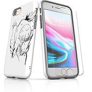 Skinzone Tough für iPhone 8 SLVS0029 Wie das Leben wächst - Schutzhülle von Alza
