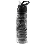ASOBU chladící láhev na nápoje Deep Freeze šedá 600ml - Flasche