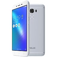 ASUS Zenfone 3 Max ZC553KL Silber - Handy