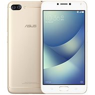 Asus Zenfone 4 Max ZC520KL Sunlight Gold - Handy