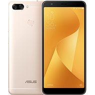 ASUS Zenfone MAX Plus ZB570TL Gold - Handy