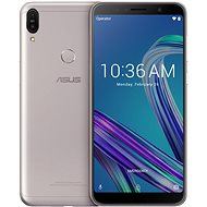 Asus Zenfone Max Pro ZB602KL Silber - Handy