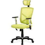 AUTRONIC Kokomo schwarz/grün - Bürostuhl