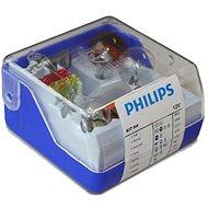 PHILIPS náhradní sada 12V H4 - Auto-Glühlampe