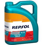 REPSOL ELITE EVOLUTION 5W40 5l - Öl