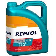 REPSOL ELITE COMPETICION 5W-40 5l - Öl