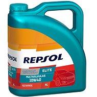 REPSOL ELITE MULTIVÁLVULAS 10W-40 4l (Akce 3+1 Zdarma) - Öl