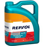 REPSOL ELITE MULTIVÁLVULAS 10W-40 5l - Öl