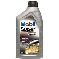 Mobil Super 2000 X1 10W-40 1l - Öl