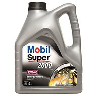 Mobil Super 2000 X1 10W-40 4l - Öl