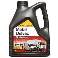MOBIL DELVAC CITY LOGISTICS F 5W-30 4l - Öl
