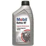 Mobil Extra 4T 10W-40 1l - Öl