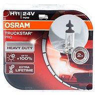 OSRAM H11 TRUCK STAR Pro 24V 2ks - Auto-Glühlampe