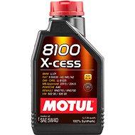 MOTUL 8100 X-CESS 5W40 1L - Öl