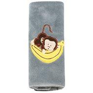 Walser návlek bezpečnostního pásu Mini Monkey šedý (od 3 let) - Stulpen