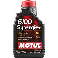 MOTUL 6100 SYNERGIE+ 10W40 1L - Öl