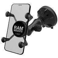 RAM Mounts Komplettsatz universelle X-Grip Handyhalterung mit Saugnapf für Glas, Rahmen - Handyhalter