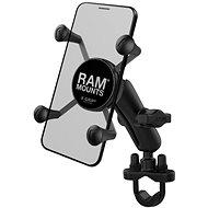 RAM Mounts Komplettsatz X-Grip Handyhalterung für den Lenker mit Hülle - Handyhalter