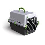 Argi plastová přepravka s kovovou mřížkou - Transportbox