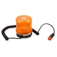Maják oranžový 12V xenon, magnetický - Sirene