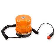 Maják oranžový 24V xenon, magnetický - Sirene
