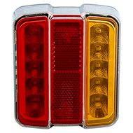 Sdružená sv. 2-díl. LED, s osv. SPZ, 12V, 110x98mm - Lichter