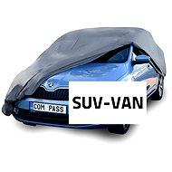 COMPASS SUV-VAN 515 x 195 x 142 cm - Größe SUV/VAN,100 % wasserdicht - Vollgarage Abdeckung Pelerine Winter