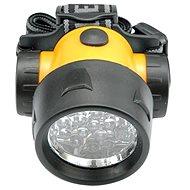 VOREL Lampa montážní LED 17 čelovka - Laschenlampe