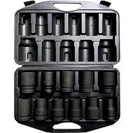 """GEKO 1"""" Schraubenschlüssel-Köpfe, 11pcs, 17-41 mm - Zubehör"""