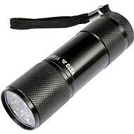 Yato Svítilna 9 LED (ALU) - Laschenlampe