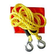 COMPASS Tažné lano 5000 kg s karabinami - Abschleppseil