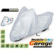 KEGEL Segel Mobile Garage Motorrad M - Vollgarage Abdeckung Pelerine Winter
