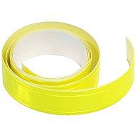 COMPASS Samolepící páska reflexní 2cm x 90cm žlutá - Band