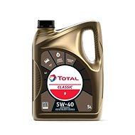 TOTAL CLASSIC 5W-40 5 litrů - Öl