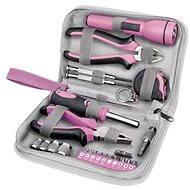 Extol 23 Stück Rosa - Werkzeug-Set