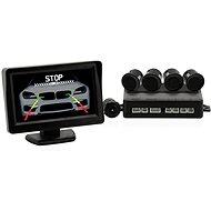 COMPASS Parkassistent mit 4 Sensoren + Rückfahrkamera - Parksensor