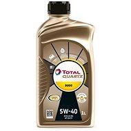 TOTAL QUARTZ 9000 5W40 - 1 litr - Öl