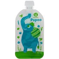 Petite&Mars Beutel für Lebensmittel Papoo - 6 × 150 ml - Futterset
