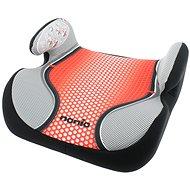Nania Topo Comfort Pop 15–36 kg - rot - Booster-Sitz