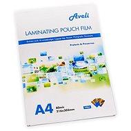 Laminierfolie AVELI A4 / 160 Laminierfolien glänzend - Laminovací fólie