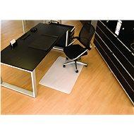 AVELI Bodenschutzmatte - 1,2 m x 0,75 m - Stuhlunterlage
