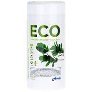 AVELI ECO Feuchttücher für Kunststoffe - Reinigungstücher