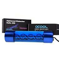 Alphacool Eisbecher Helix 250mm Reservoir - Blau - Expansionsbehälter